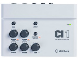 Steinberg USB Audio Interface Cl1