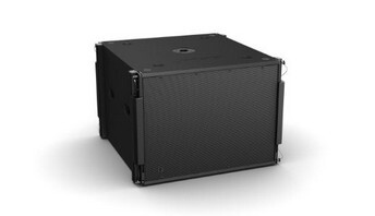 Bose® ShowMatch™ SMS118 DeltaQ™ Subwoofer