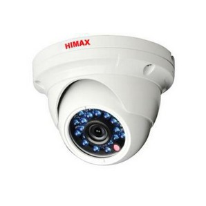 DOME CAMERA 1/3 SONY 420TVL 0.05LUX 3.6MM 23LED 20MT IP65