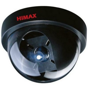 DOME-CAMERA 1/3 SHARP COLOR CCD 420TVL 3.6MM LENS 1LUX