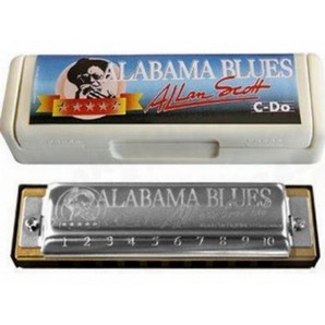 HOHNER Alabama Blues 502/20 C (DO)