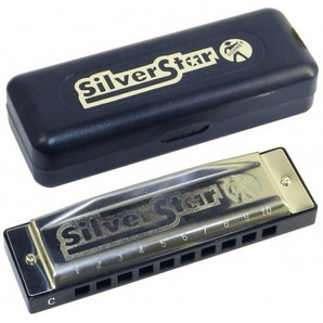 HOHNER Silverstar 504/20 C (DO)