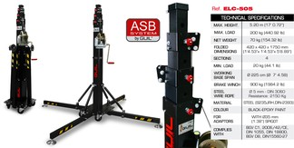 ELC-505	Telescopic Lifting Tower