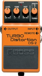 BOSS DS-2 Turbo Distorsion