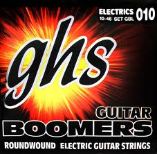 GHS Guitar Boomers Set 10-46